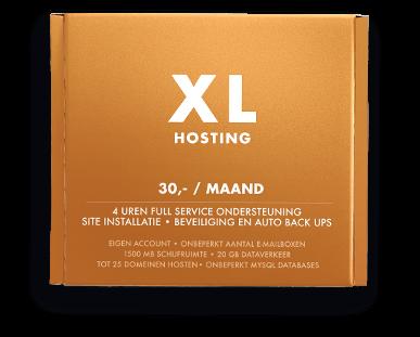 Hosting XL Newtone