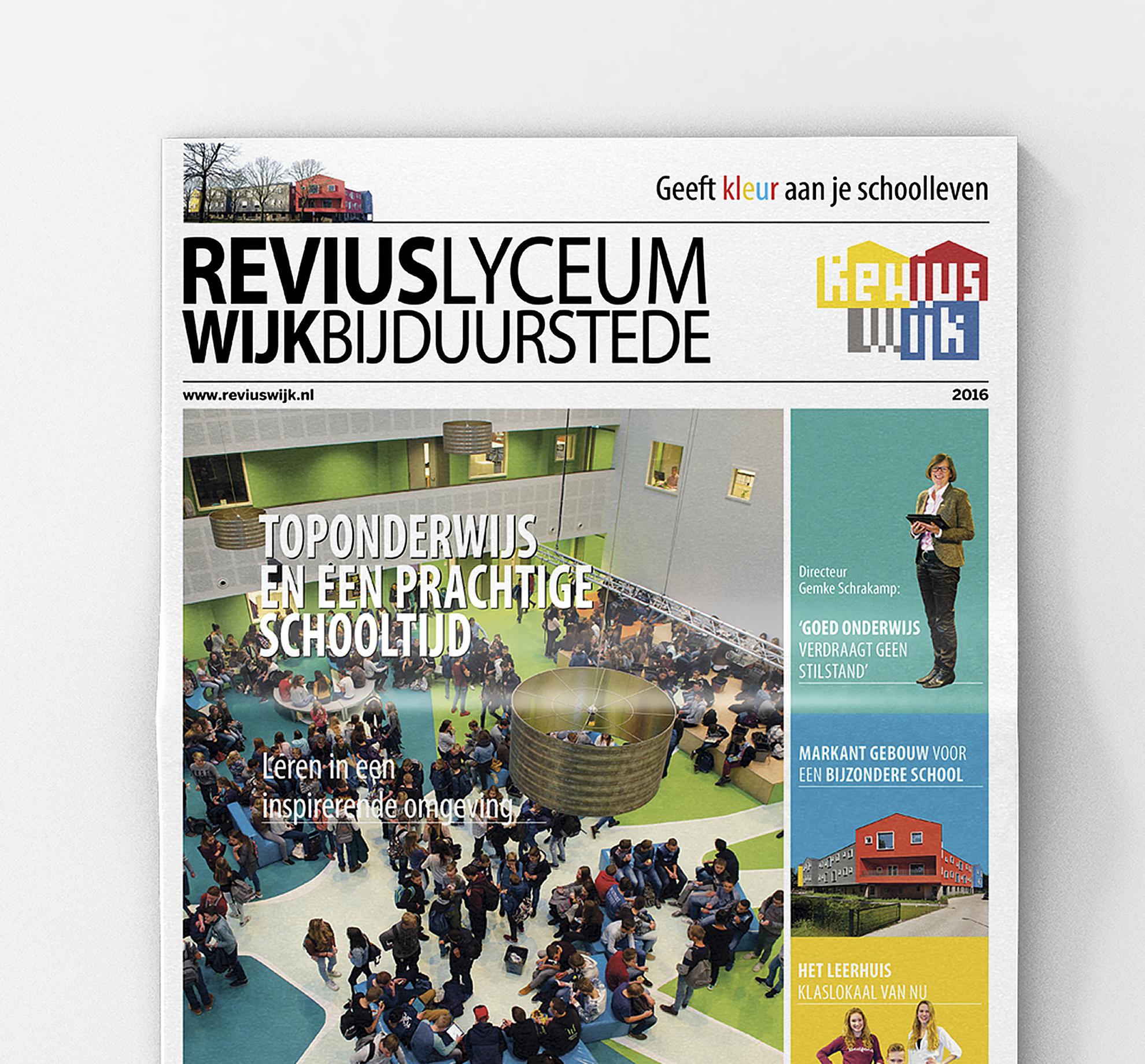 Revius Lyceum project